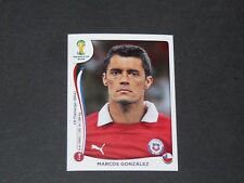 149 gonzalez mengo chili Chile panini football fifa world cup 2014 brasil