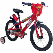 16 Inches Disney Cars Children's Bicycle Child's Beginners Training Wheels