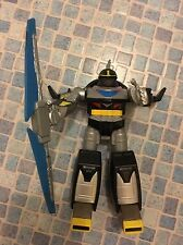 Power Ranger - Time Force - Time Shadow Megazord (Staff Whirling) - 6in High