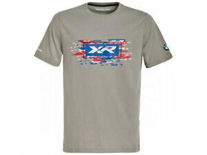 New 2021 BMW S1000 XR T-Shirt Men's Grey #76617923096