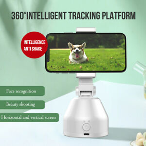 Selfie Stick 360°Rotation Auto Face&Object Tracking Smart Shooting Camera Phone