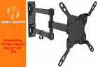 Full Motion TV Wall Mount Samsung Vizio Tilt Swivel 19 22 28 32