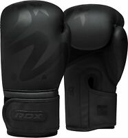 RDX Boxhandschuhe Muay Thai Boxsack Kickboxen Training Sparring Sandsack Gloves
