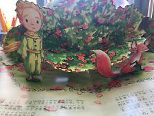 LE PETIT PRINCE en 3D, en chinois, SAINT EXUPERY