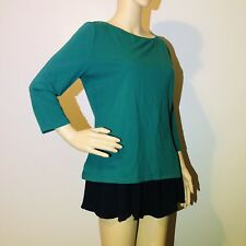 Merona blouse for woman green color 3/4 sleeve size L / G