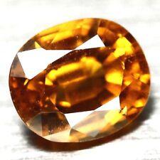 TOP MALI GARNET : 1,33 Ct Natürlicher Grossular Mali Granat / Grandit Mali