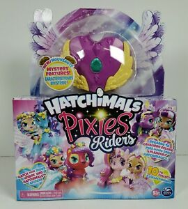 Hatchimals Pixies Riders Lilac Luna & Swanling Glider