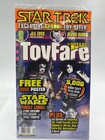 Magazine - TOYFARE by Wizard - September 1998 Issue 13 - Sealed w/ Poster