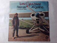 """IVAN GRAZIANI Firenze 7"""" FESTIVALBAR 1980"""