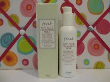 Fresh ~ Soy Face Cleansing Milk With Softening White Hibiscus ~ 6.7 Oz Boxed