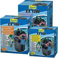 Tetra Tec EX 600 800 1200 External Canister Filter TetraTec Tropical Filter