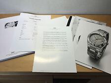 Press Release - IWC Schaffhausen SIHH Novedades 2005 - Relojes - For Collectors