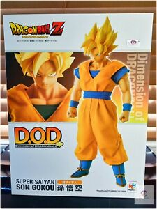 Dimension of Dragon Ball DOD Super Saiyan Son Goku Figure *MEGA HOUSE*