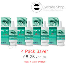 Hycosan PLUS Dry Eye Drops x 4