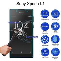 100% Genuine Gorilla Tempered Glass Film Screen Protector For Sony Xperia L1
