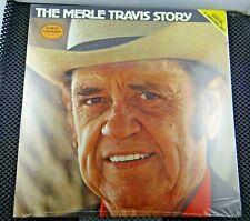 The Merle Travis Story (CMH Records – CMH-9018)