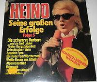 Heino Seine Großen Erfolge 5 LP Comp Vinyl Schallplatte 184915