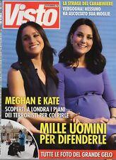 Visto 2018 11.Kate Middleton-Meghan Markle,Sharon Stone,Julia Baird-John Lennon