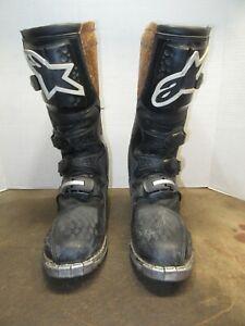 ALPINESTARS Tech 6 T6 Motocross Dirt Bike Riding Boots Men's Size 13