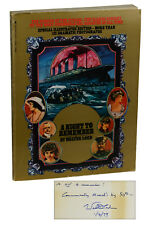 A Night to Remember SIGNED by WALTER LORD ~ Illustrated Edition 1978 ~ TITANIC