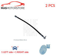 BRAKE HOSE LINE PIPE FRONT BLUE PRINT ADM553109 2PCS P NEW OE REPLACEMENT