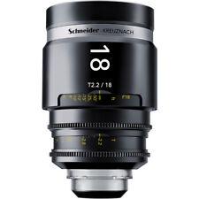 New Schneider CINE-XENAR III Lens 18mm, Arri PL-Mount CX-1072025 Feet (1072025)