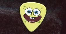 SPONGEBOB SQUAREPANTS Guitar Pick!!! #1