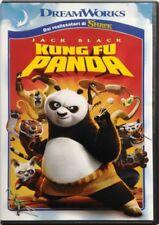 Dvd Kung Fu Panda - Dreamworks 2008 Usato
