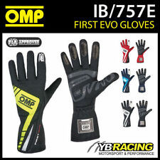 FIA Approved OMP Car and Kart Race Gloves