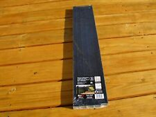 """new fiberon home select pack of 5 square balusters midnight black 33 1/2"""" long"""