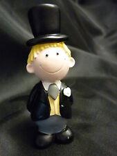 Cake Topper Figurine Figure Decoration Birthday Characters - Cute GROOM