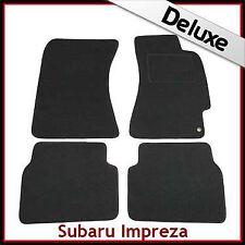Subaru Impreza 2000 2001 2002 2003 2004 2005 Tailored LUXURY 1300g Car Mats GREY