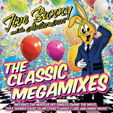Jive Bunny & The Mastermixers - The Classic Megamixes - CD - BRAND NEW SEALED