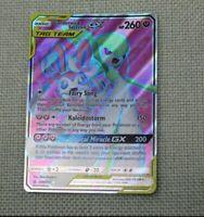 Pokemon Card Gardevoir & Sylveon GX 204/214 Unbroken Bonds Full Art