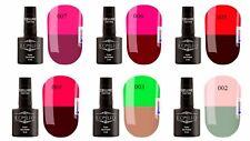 Komilfo Manicure Nail Art Gel Coat Polish Thermo Temperature Color Change UV LED