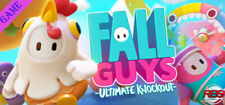 Fall Guys Ultimate Knockout PC STEAM ACCOUNT Global Digital Region Free