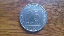 25 centimes Patey 1903 sup