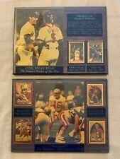 New ListingBox Of Random Sports Memorabilia Nolan Ryan, Joe Montana, Babe Ruth, Etc.