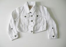 Polo Ralph Lauren Girls Jean Long Sleeve Jacket Whiteshores Wash Sz 5 - NWT