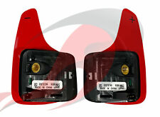 2014-2020 Corvette Camaro Genuine GM Red Automatic Paddle Shift Switch Set