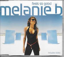 MELANIE B - Feels so good CDM 3TR Enhanced 2001 Europe (SPICE GIRLS)
