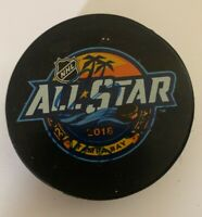 Autographed Signed 2016 NHL ALL STAR GAME Hockey Puck