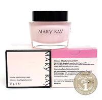 Mary Kay Intense Moisturizing Cream Full Size Fresh, NEW, NIB, Free Shipping