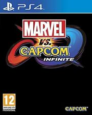 Juego Sony PS4 Marvel vs Capcom Infinite