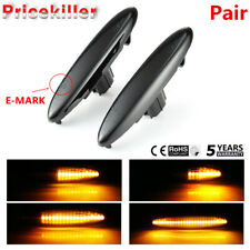 2X Sequential LED side indicator turn signal for Toyota Lexus IS250 350 430 E350