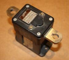 KISSLING CONTACTOR 500A 24 volt  Typ 26.05.61