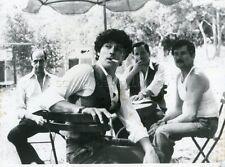 ALAIN  DELON   LE GANG  1977 VINTAGE PHOTO ORIGINAL