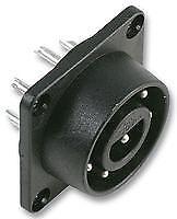 8 POLE 6A PLUG  Power Entry  Connectors  CN04077