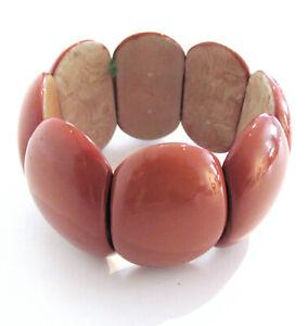 Altes Bakelit Armband / Armreif 30er 40er Jahre Art Deco Bakelite Bracelet