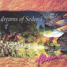 Dreams of Sedona by Alexander (CD, Sep-2012, CD Baby (distributor))